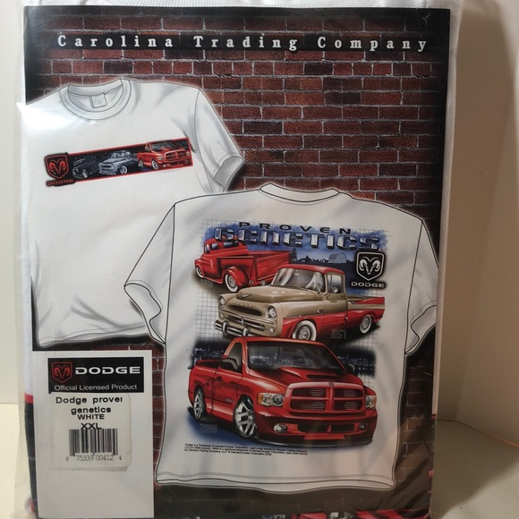 carolina trading company Other - Dodge Proven Genetics T shirt